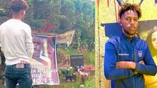 Hijo de 'Chucho' Benítez le escribe nostálgica carta a su papá