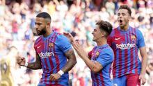 Barcelona, con Ansu Fati de regreso, golea al Levante