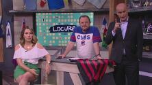La 'dupla Ca-Ka' se tomó Locura y revivió momentos jocosos del programa