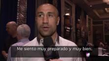 Arthur Abraham confía en su experiencia contra Gilberto Ramírez