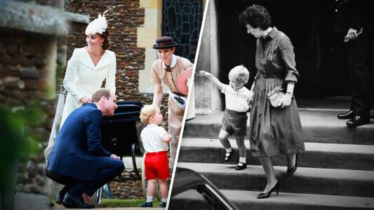 Las niñeras de la familia real siguen las reglas más estrictas