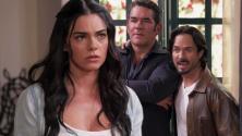 Fernanda descubrió que Rafael es hijo de Octavio y le pidió que se aleje de ella