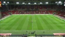 Resumen del partido Spartak Moscow vs Leicester City