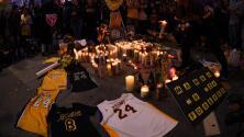 """Aficionados despiden a Kobe Bryant: """"Era el oro de esta ciudad"""""""