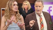 """Para Lili y Raúl es """"exagerado"""" y """"raro"""" que Laura Bozzo sea buscada por la Interpol por deber 600 mil dólares"""