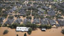 El número de desplazados por Harvey podría superar el millón