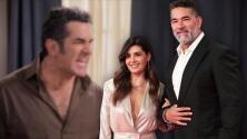 Eduardo Santamarina asegura que su esposa es la más feliz de que interprete a un villano en La Desalmada