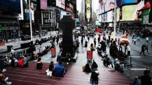 """""""Estuvimos sin hacer lo que amamos"""": así viven los hispanos el regreso de los escenarios en Broadway"""