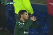 ¡Letal! Fernando Gorriarán consigue el 1-1 de Santos vía penal