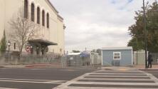 Con estas minicasetas Oakland intenta solucionar la crisis de personas sin hogar