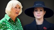 """Camilla Parker """"nunca perdonará"""" a Meghan Markle por el supuesto daño que le hizo al príncipe Carlos"""