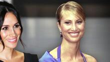 """Me identifico con Meghan Markle"": exnovia del rey Felipe de España se alegra de hoy no ser reina"