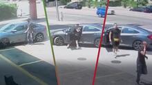 """(Video) """"Salió llorando"""": Ladrón intenta robar el auto de un luchador de la UFC y se lleva una lección"""