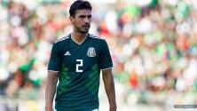 Oswaldo Alanís se despide del Getafe sin haber jugado un solo partido