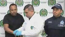 Inicia el proceso de extradición hacia EEUU de 'César el Abusador' desde Bogotá, Colombia