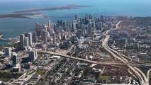 Miami se prepara para una tarde de viernes caliente con chubascos y tormentas eléctricas