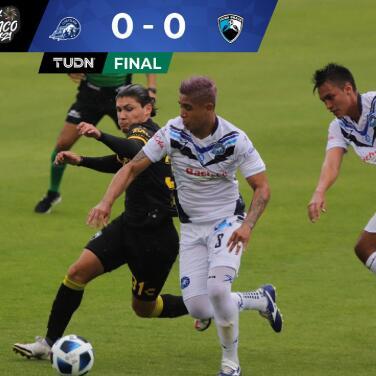 ¡Choque por la cima! Celaya y Tampico no se hacen daño y empatan 0-0