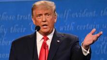 Trump reconoce que tuvo una cuenta en China, pero dice que fue cerrada en 2015 antes de postularse a la presidencia