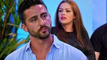 Nathalia y 'Potro' se confrontaron cara a cara: él le dijo descarada y ella lo acusó de manipulador