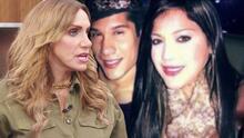 Lili Estefan espera que la nueva supuesta novia de Chyno Miranda le ayude en su problema de salud
