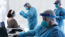 El coronavirus vuelve a repuntar en California: la mayoría de los nuevos casos son de personas no vacunadas