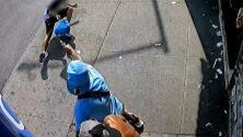 Sujeto dispara a quemarropa contra un hombre en concurrida acera de El Bronx