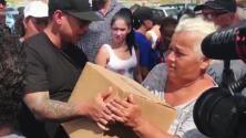 Daddy Yankee es el vivo ejemplo de que la generosidad es la mejor medicina para uno mismo