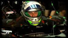 Sergio 'Checo' Pérez anhela puntuar en  el Spa-Francorchamps del GP de Bélgica