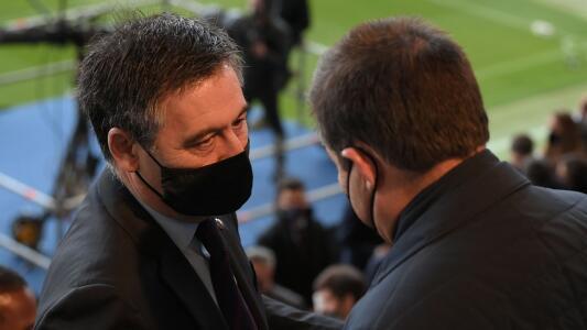 Bartomeu aseguró que Laporta perdonó millones a Neymar