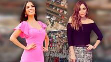 """""""¡Madre santísima!"""": Ana Patricia y Sherlyn 'compiten' por tener la colección más grande de zapatos"""