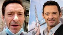 """""""Usen protector solar"""": El mensaje de Hugh Jackman tras hacerse una biopsia para descartar cáncer"""