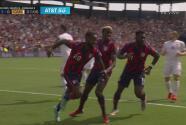 ¡Gol de vestidor! Team USA marca rápidamente el 1-0 ante Canadá