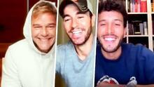 Averigua quién de entre Ricky Martin, Enrique Iglesias y Sebastián Yatra, utiliza tanga como ropa interior
