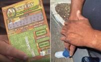Aconsejan a inmigrante indocumentado invertir su dinero tras ganar la lotería
