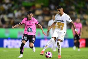 Juan Dinenno y Marco García hacen que Pumas brille de visita y vencen 1-2 a León.