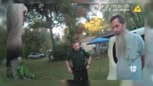 Lo arrestan al intentar atraer a una niña de 10 años a su auto