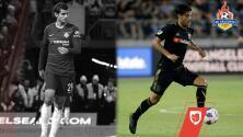 Buenas noticias para Vela: El Barça descarta a Morata y el mexicano sigue siendo una opción