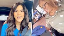 """""""¡Ay Dios mío!"""": Francisca se arma de valor y conduce el auto por primera vez con Gennaro"""