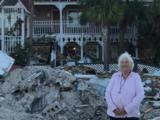 Primero un huracán en 1975, luego un incendio y ahora Michael: esta mujer perdió su casa tres veces