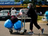 Concesiones del gobierno de Cuba ante las protestas: viajeros podrán llevar alimentos y medicinas sin límites ni aranceles