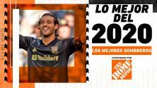 Lo Mejor de la MLS: Tras el final de la temporada 2020, aquí los mejores goles de sombrero