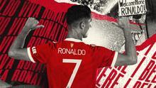 ¡Es oficial!: Cristiano portará el 7 en su regreso al United