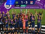 Lyon gana el heptacampeonato de la Champions League Femenina