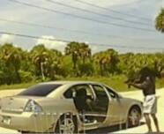 Tiroteo mortal: hombre ataca inesperadamente con un arma a agentes de la policía en Florida