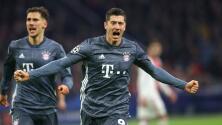 ¡Superior a Messi! Robert Lewandowski y su marca goleadora en la Champions League