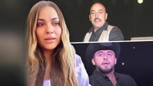 """Entre lágrimas, Mayeli defiende a Lupillo en el pleito con su hermano Juan Rivera: """"Es el papá de mis hijos"""""""