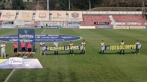 Liga colombiana obliga a club a jugar con solo 7 futbolistas