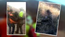 Rescatan a una mujer en la frontera de Arizona, tenía los pies con ampollas