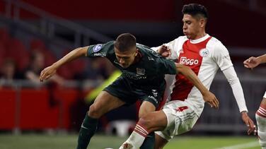 Directiva del Ajax no ve posible la salida de Edson Álvarez