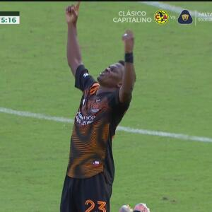 ¡Dynamo se niega a morir! Gol de cabeza de Darwin Quintero para el 3-2